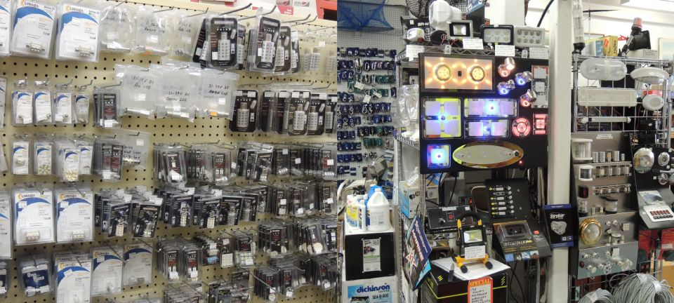 LED bulbs and display